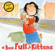 A Box Full of Kittens cover - Books by Sonia Manzano