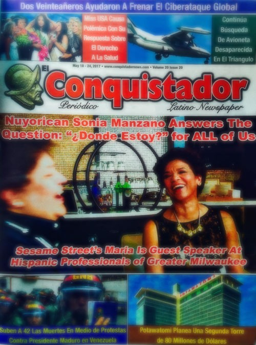 HPGM 1 featured - Read Sonia's El Conquistador Interview