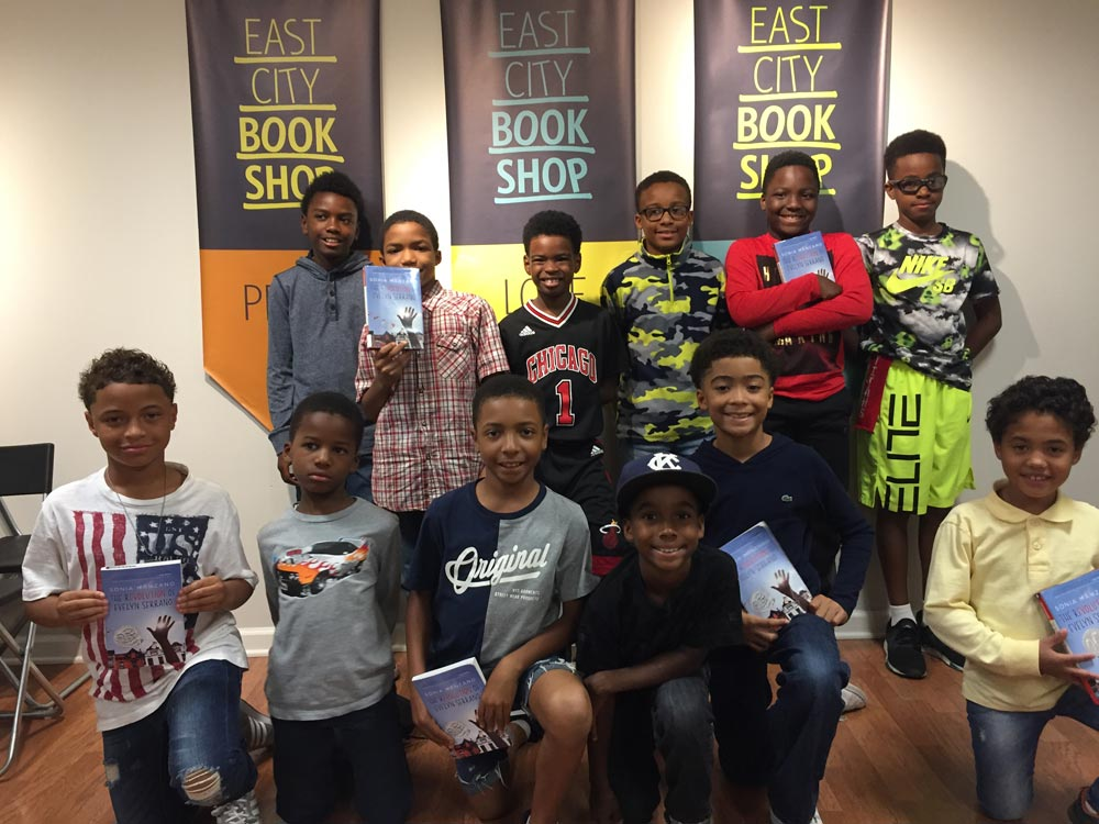 "Champion Boys Book Club - Book Club for Kids & ""Revolution"""