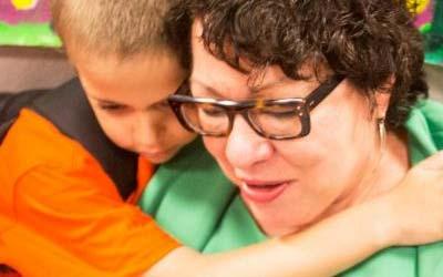 Bronx Children's Museum Honors U.S. Supreme Court Justice Sonia Sotomayor