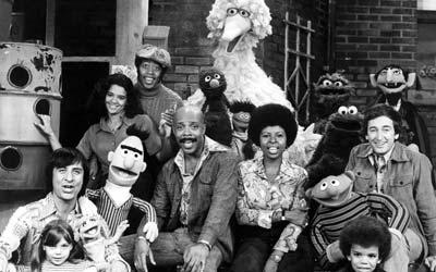 "Here's to Bob, Luis, Gordon, and the ""Sesame Street"" Grownups"