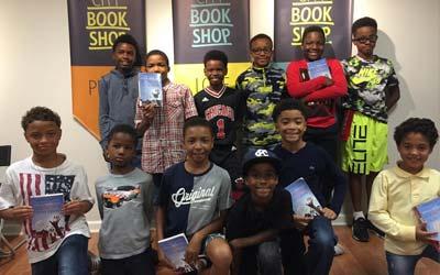 "Book Club for Kids & ""Revolution"""