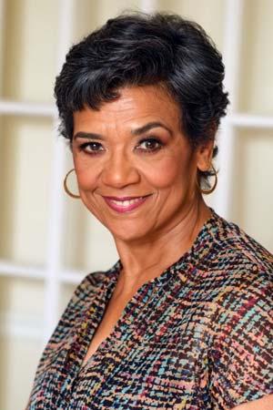 Sonia Manzano portrait from 2020