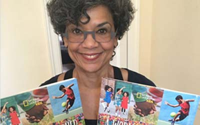 SheKnows Interview – Long After 'Sesame Street,' Sonia Manzano Is Still Teaching Children About Racial Equity